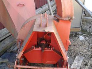 Hakki traktorikäyttöinen haketin