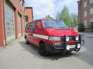 VW Caravelle Syncro 4x4 2.5TDI -99