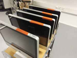 "5x Apple iMac 2007 ""core2duo"""