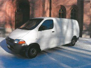 Toyota HIACE vm. 2005