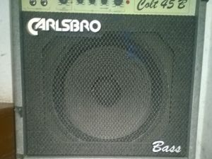 Carlspro Colt 45 B bassovahvistin