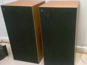 Bang & Olufsen Beovox 4702 -kaiuttimet