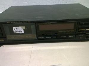 Teac R-515 C-kasettidekki