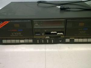 Technics M222 C-kasettidekki
