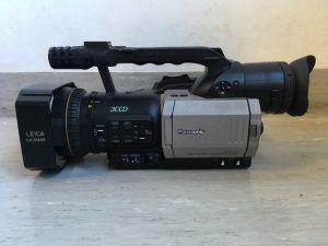 Panasonic videokamera