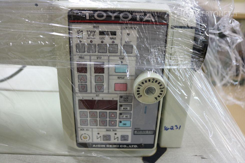 Suoraommelkone Toyota