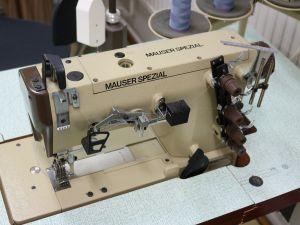 Tasosaumauskone Mauser Spezial