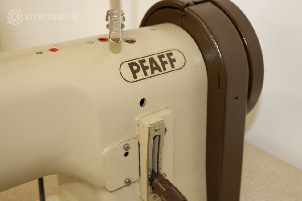 Kolmisyöttökone Pfaff