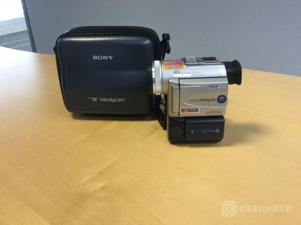 SONY Handicam videokamera DCRPC100E