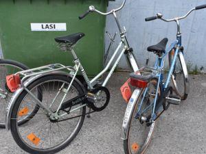Polkupyörät 2 kpl