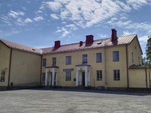 Ikolan koulu Isossakyrössä
