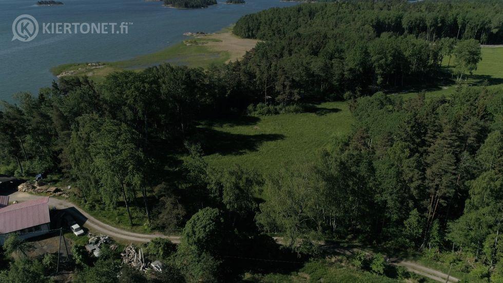 Vassvik rantatontti Paraisilla, Vånon laaksotie 239