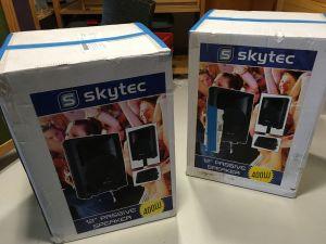 Skytec RC 12 passiivikaiutinsetti (4 kpl)