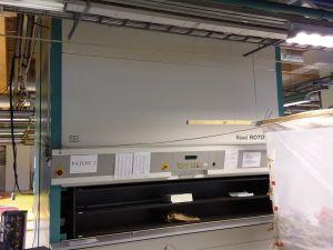 Hänel Rotomat 990 -varastoautomaatti vm.1996