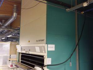 Hänel Rotomat 980 -varastoautomaatti 2 vm. 1998