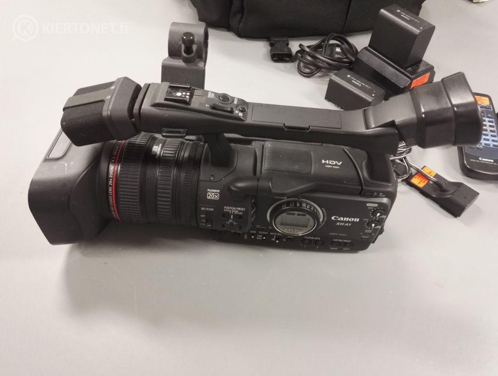 Canon XH A1