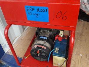 Poweri diesel aggregaatti, numero 106.