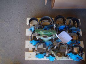 Käytöstä poistettua vesihuoltomateriaalia 4