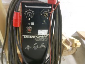 MIG hitsauslaite Kemppi Kempomat 250