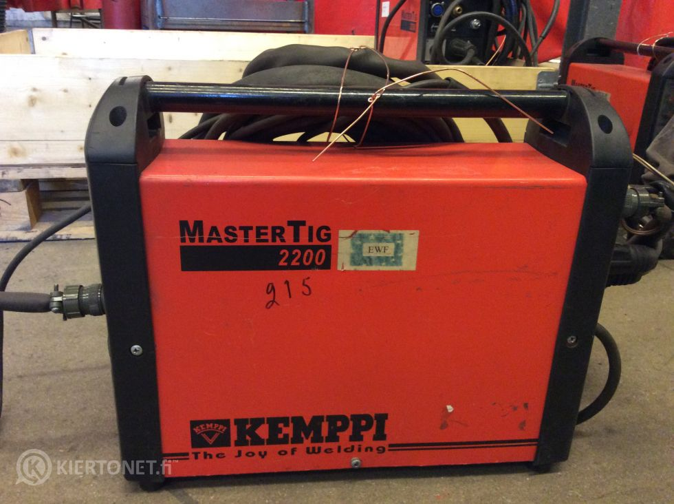 Kemppi Mastertig 2200