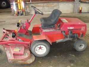 Myydään Toro Groundsmaster 52