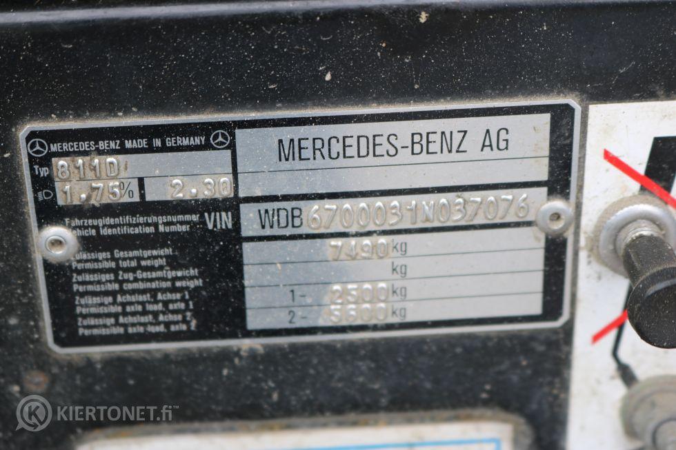 Mercedes Benz D/425 lava-auto
