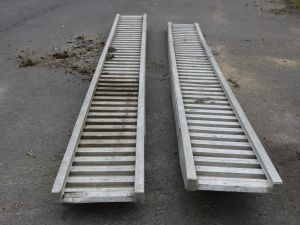 Alumiiniset ajosillat (nro 26)
