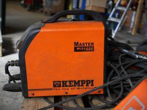 Hitsauslaite Kemppi Master MLS 1600 (nro 5)