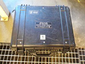 Rauniokuuntelulaitteisto TPL 310 D Mini nro 1.