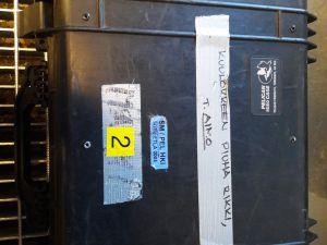 Rauniokuuntelulaitteisto TPL 310 D Mini nro 2.