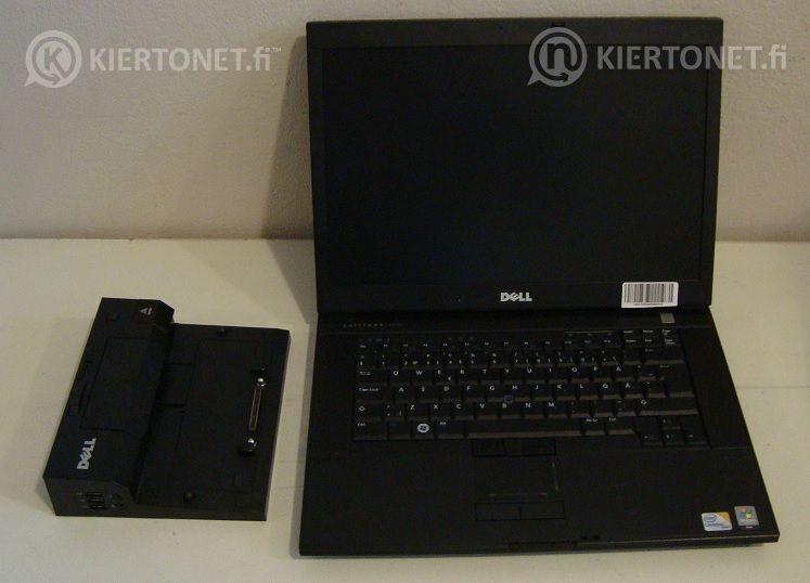 """Dell Latitude E6400 14"""" -kannettava (No 1)"""