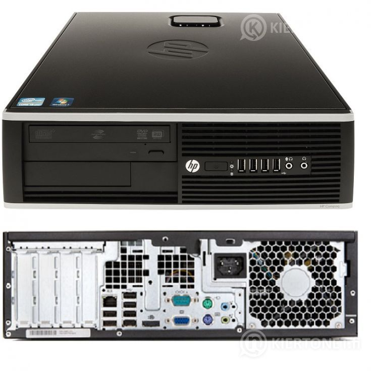 HP Compaq 8000 Elite SFF PC