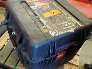 Peli 0350 kuljetuslaatikko.