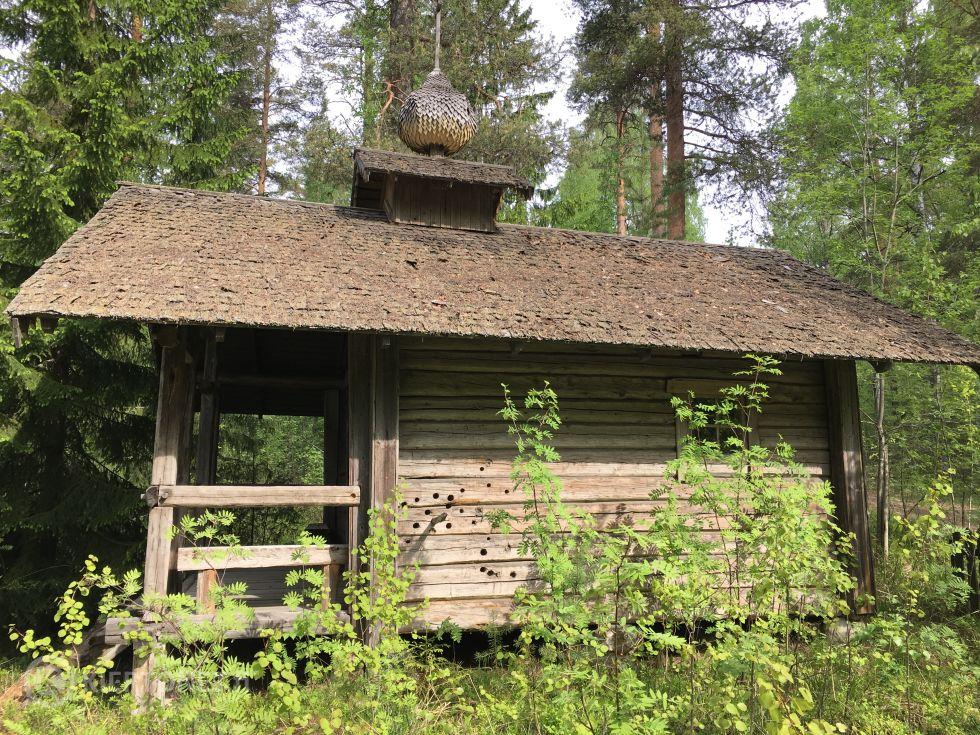 Kontiolahden elokuvakylän tsasouna