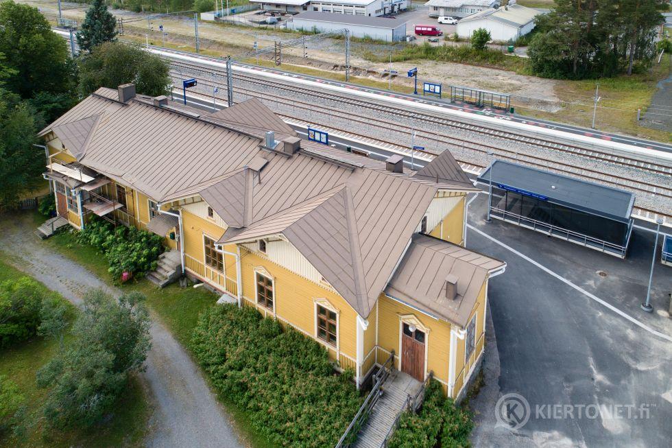 Suonenjoen rautatieasema