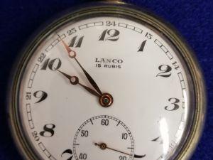 Taskukello Lanco (nro 5)