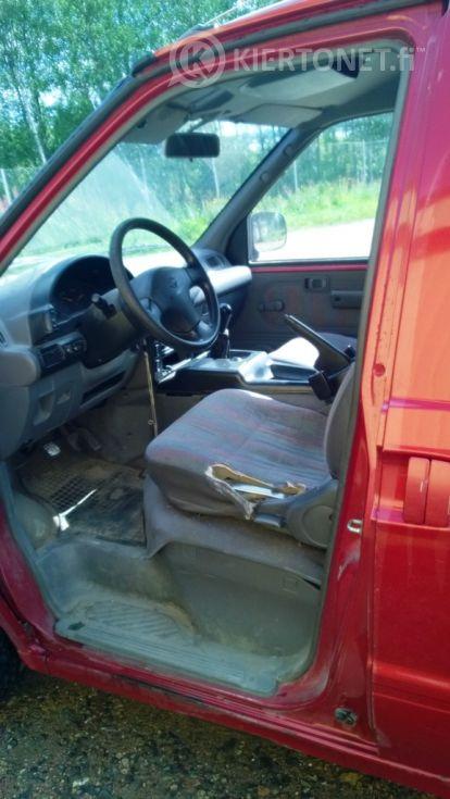 Nissan Vanette vm.-98