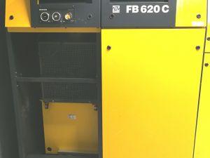 Kaeser FB 620 C matalapainekompressori