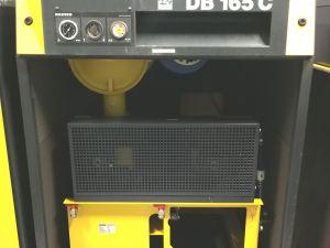 Kaeser DB 165 C matalapainekompressori