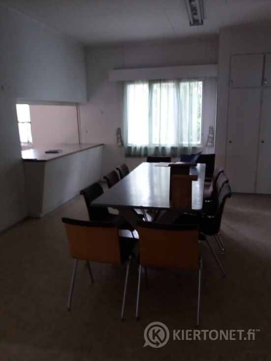 Vaalmannin -talo Rauma, Lappi