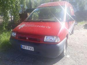 Fiat Scudo Van 2.0 JTD Konevikainen