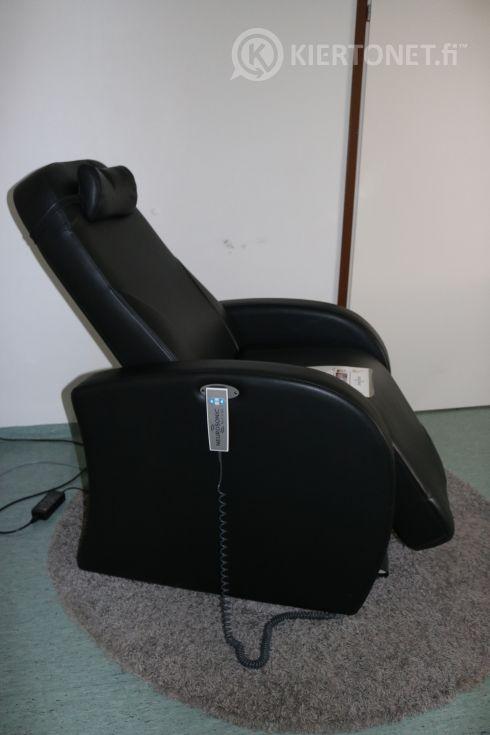 NeuroSonic-tuoli + ohjaintabletti