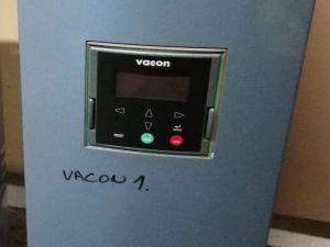 Taajuusmuuntaja Vacon (2)