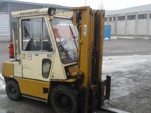 Diesel trukki Komatsu FD 30