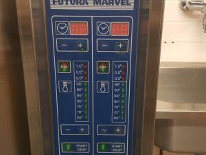 Painekeittokaappi (2 kammioinen), Metos Futura Marvel