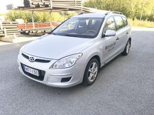 Hyundai i30 CW 1.6 disel farmari