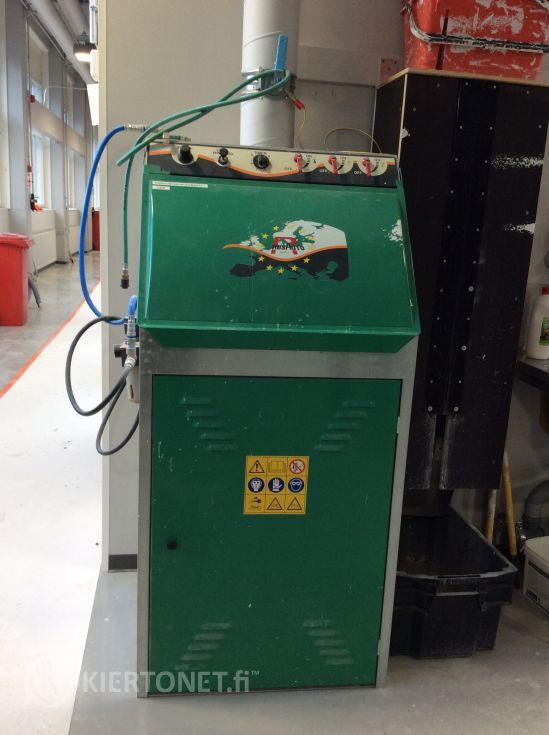 Ruiskunpesuautomaatti