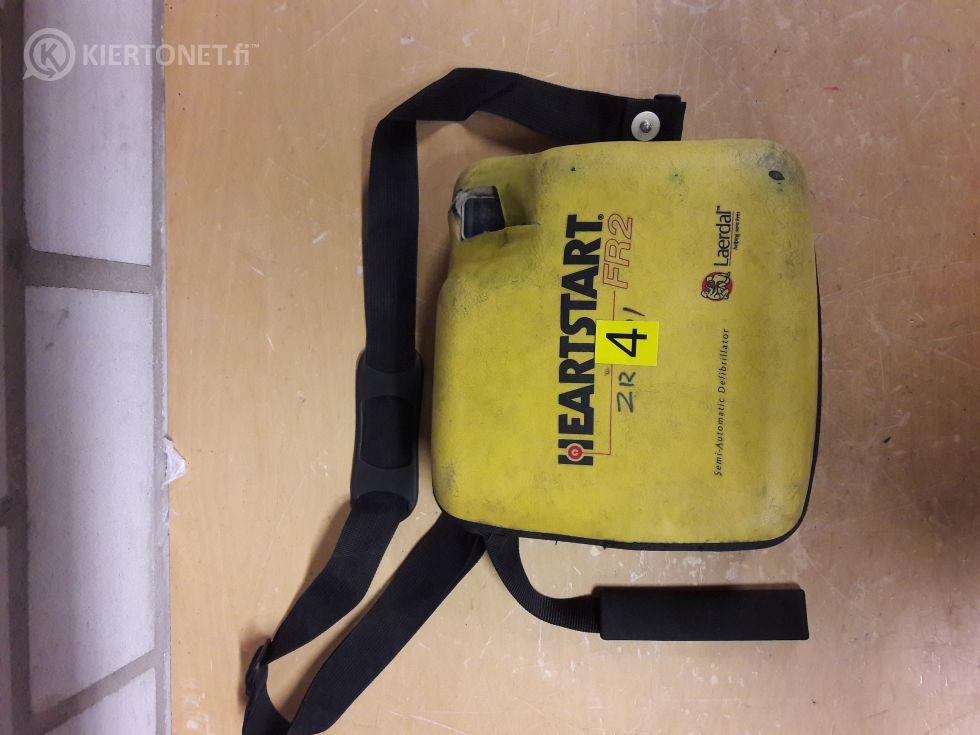 Heartstart FR2 defibrillaattori nro. 4.