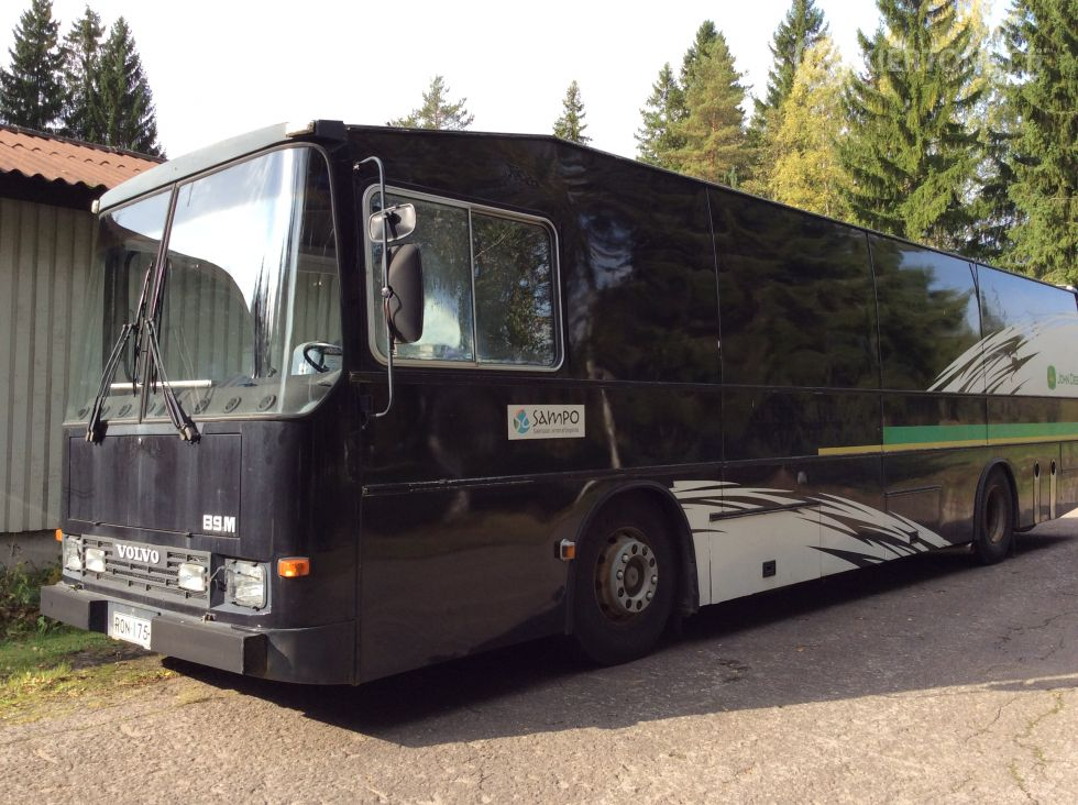 Bussi/kuorma-auto