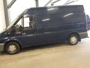 Ford Transit 300M Medium Van-2.0D74-FAFY/330